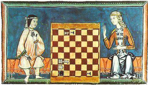 Moralisation et premiers traités – L'échiquier du Val d'Yerres